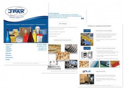 Brochure Design & Priniting