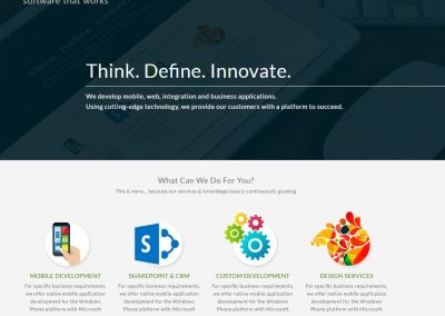 Bootstrap HTML 5 Design & Development